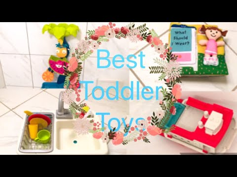 BEST TODDLER TOYS | 18-24 MONTH OLD TOYS| TEACHING TODDLER