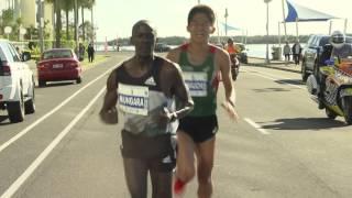 Kenneth Mungara | 2016 Gold Coast Airport Marathon
