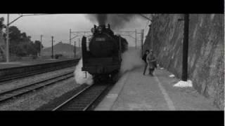 Intentions of Murder (1964), train station tracking shot