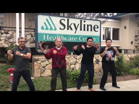 Skyline HealthCare Center - Can't Stop The Feeling