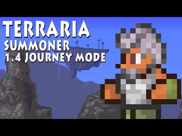 Sirius the Summoner - Part 2 [1.4 Journey Mode]