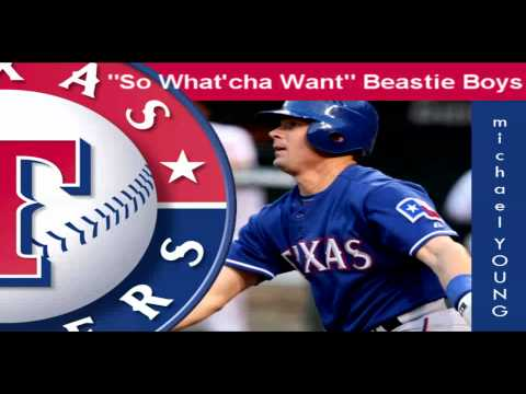 Texas Rangers Walk Up Songs 2011