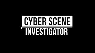 Cyber Scene Investigator