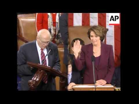 Congress convenes under Democratic control, Pelosi statement