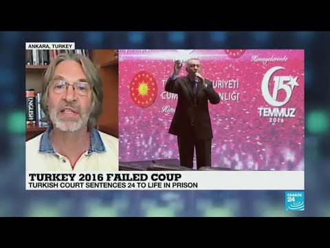Full story of coup attempt 'hasn't come out', says France 24's Jasper Mortimer in Ankara