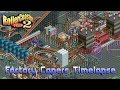 RollerCoaster Tycoon 2: Factory Capers Timelapse