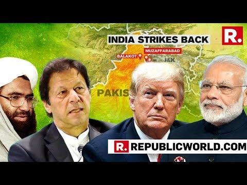Big Diplomatic Win: U.S Backs India's Fight Against Pak Terror, Takes Tough Stand Against JeM