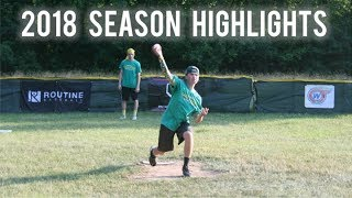 2018 SEASON HIGHLIGHTS | MLW Wiffle Ball