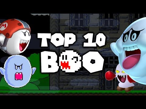Top 10 BEST Boo !