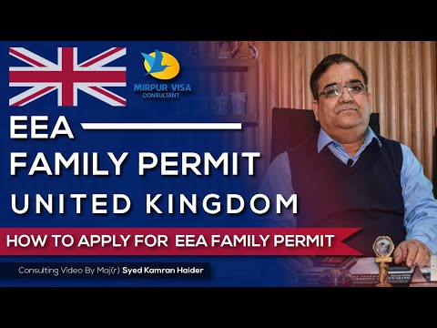 EEA Family Permit UK | EEA Family Visa || Uk Visa || Uk Settlement
