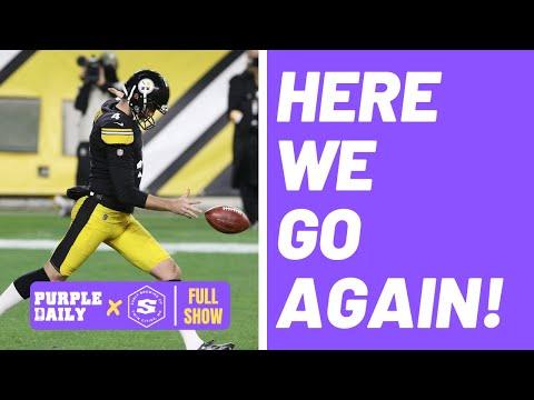 Minnesota Vikings special teams revolving door continues