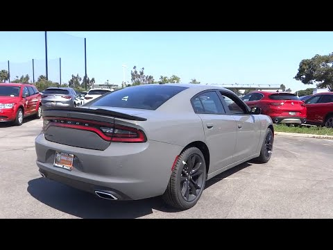 2018 Dodge Charger Costa Mesa, Huntington Beach, Irvine, San Clemente, Anaheim, CA CH82394