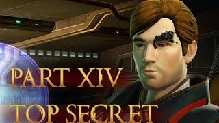 SWTOR: Smuggler Story Part 14: Top Secret, (Neutral-Light Side)