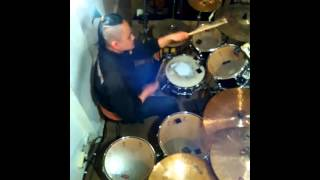 Solo Drum By Tex Jonathan - IKATAN DRUMMER INDONESIA