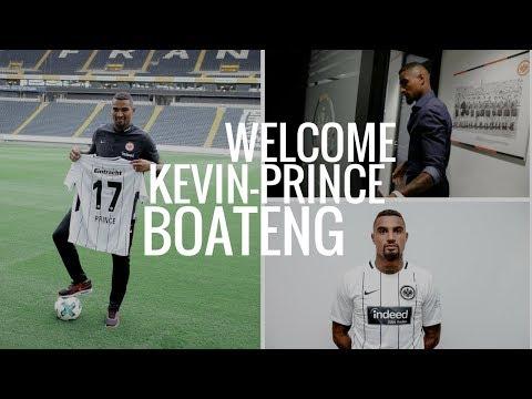 Herzlich willkommen, Kevin-Prince Boateng! | Eintracht Frankfurt