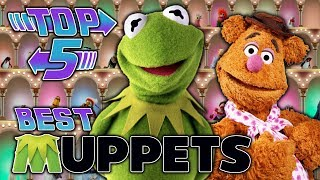 Top 5 Best Muppets