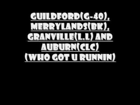 Guildford,Merrylands,Granville,Auburn (who got u runnin)