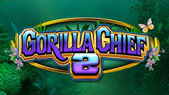 GORILLA CHIEF™2 Hot Hot Super Respin™ online casino slot game from WILLIAMS INTERACTIVE™