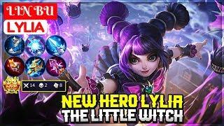 New Hero Lylia, The Little Witch [ LIN BU Lylia ] Mobile Legends