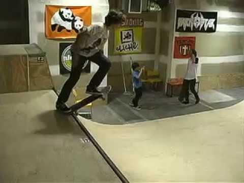 ISkate @ Monster BlackList - Melbourne - Globe Mini Ramp