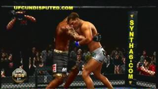 UFC 2010 Demo Gameplay