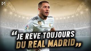 Mercato : Hazard rêve toujours de signer au Real Madrid !