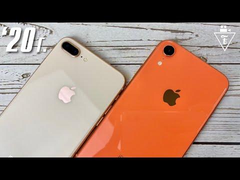 IPhone XR и 8 Plus - какой выбрать в 2020 г