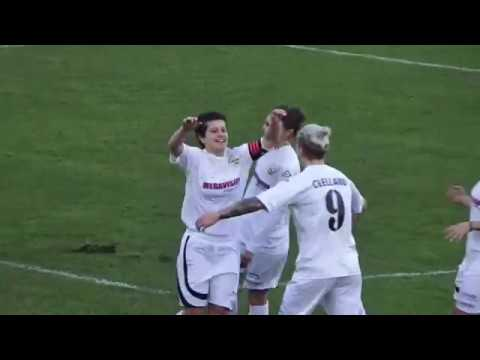 Tavagnacco vs Empoli Ladies 4-1 Serie A 2017-18 #highlights #calciofemminile