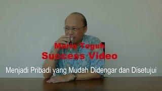 Video Menjadi Pribadi yang Mudah Didengar & Disetujui - Mario Teguh Success Video download MP3, 3GP, MP4, WEBM, AVI, FLV November 2017