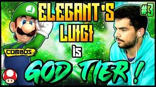 ELEGANT LUIGI is GOD TIER! | Elegant Luigi Combos | Offline Elegant Luigi is back! | Smash Ultimate