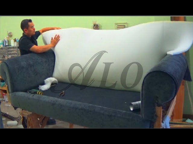 Reupholstery Diy 101 The Simplest