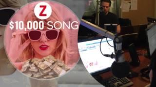 Z $10,000 Song Winner - Cindy
