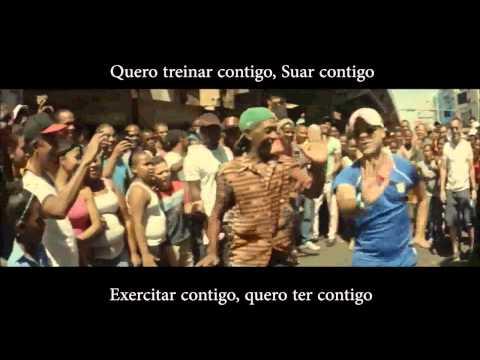 """""""Treinando KO"""" (karaoke)"""