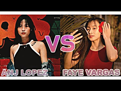 🔥 ANJ LOPEZ VS. MARIA FAYE VARGAS || FILIPINO MUSICAL.LY MUSER BATTLE  💖 ||