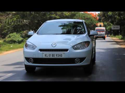 New Renault Fluence (i fly this)