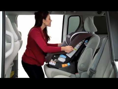 How To Install Graco MySize 70 Car Seat