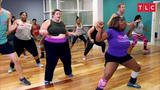 Can Whitney Keep Up At Jiya's Dance Class? | My Big Fat Fabulous Life thumbnail