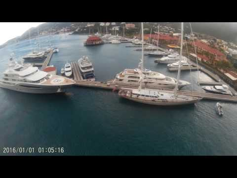 12 27 2016 Mega Yachts at St Thomas 4
