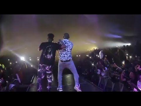 Download NASTY C IN LAGOS