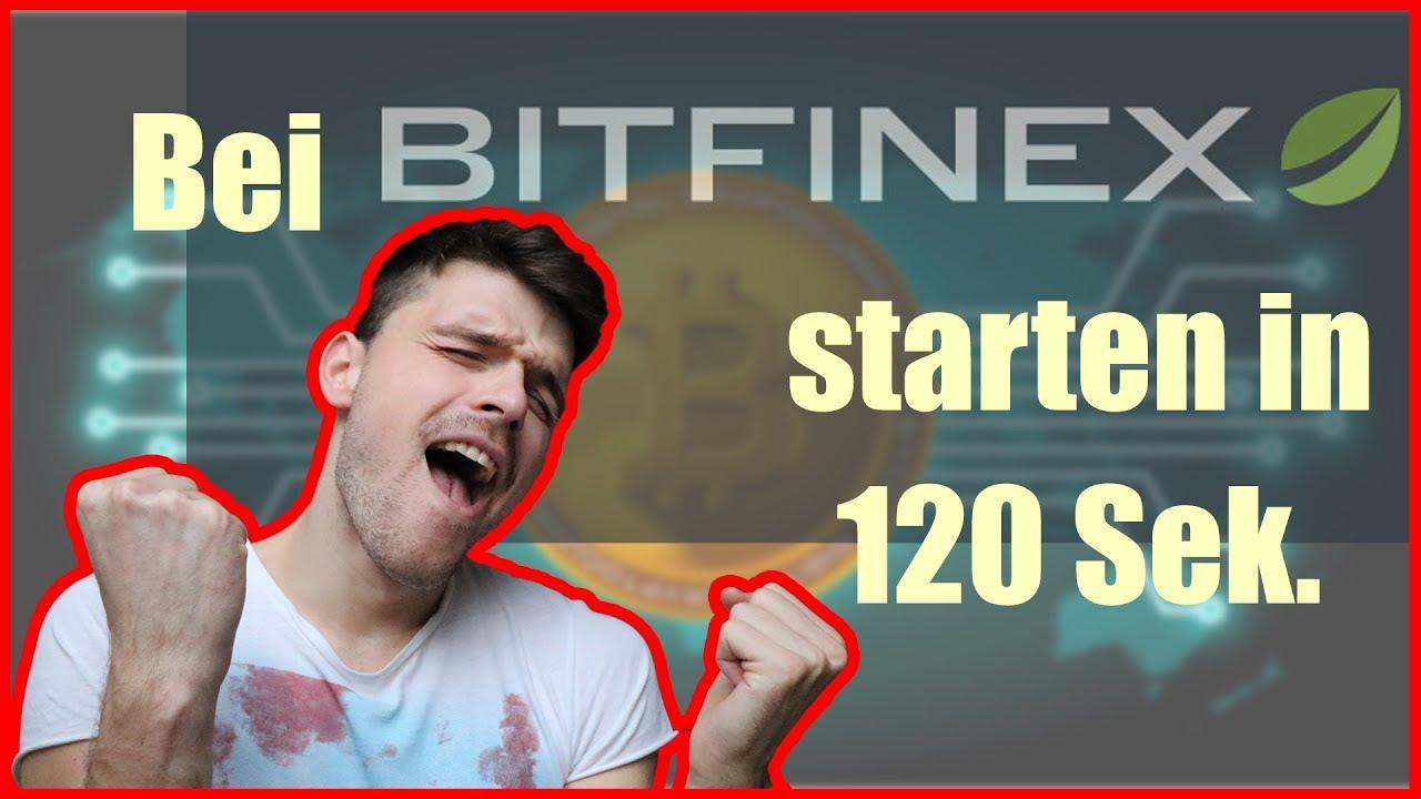 Bitfinex Anmelden