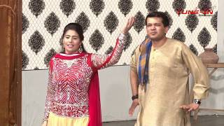 Payal Chaudhary || Lucky Dear || Best Performance 2019 || New Funny Punjabi Comedy Clip