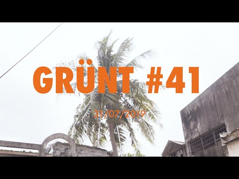 Youtube: Grünt #41 Feat. Abidjan (Widgunz, Andy S, Kadja, D14 & Monsieur Key)