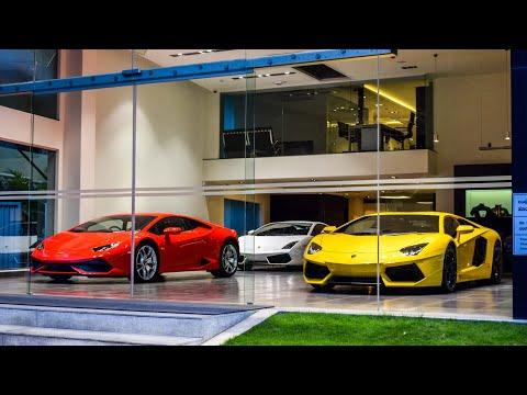 Lamborghini Bangalore is the best Supercar dealer in India!