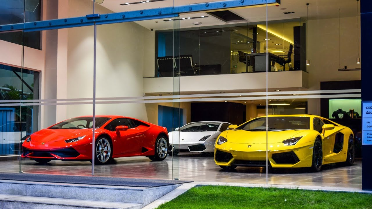 Supercar Dealership Near Me >> Lamborghini Bangalore Is The Best Supercar Dealer In India Youtube