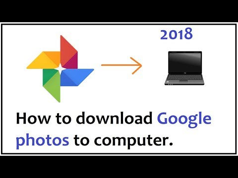 How To Download Google Photos To Computer