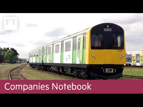 New life for old trains | Companies Notebook
