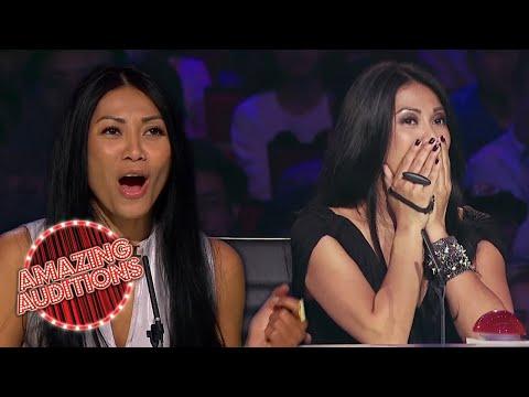 EL GAMMA – Asia's Got Talent WINNERS' JOURNEY Season 1 (GOLDEN BUZZER AUDITION) | Amazing Auditions
