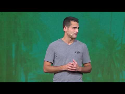 When to Jump Founder Mike Lewis Speaks at the Airbnb Open ...