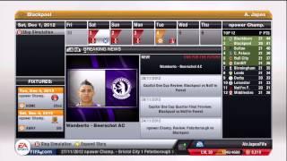FIFA 13 Career Mode 12 - MCL.