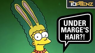 10 More Amazing Facts About The Simpsons